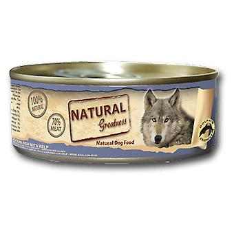 Natural Greatness Sea fish (Dogs , Dog Food , Wet Food)