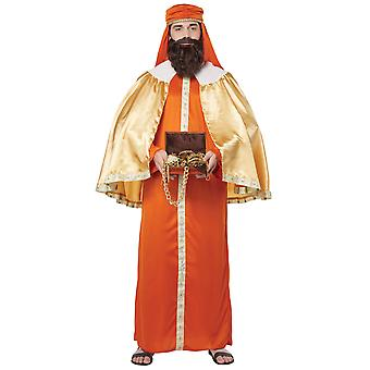 Gaspar The Wise Man Three King Christmas Biblical Religious Mens Costume