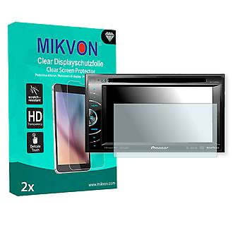 Pioneer AVH-X3600BHS Screen Protector - Mikvon Clear (Retail Package con accessori)