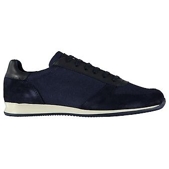 Firetrap Mens Melin Trainers Low Lace Up Casual
