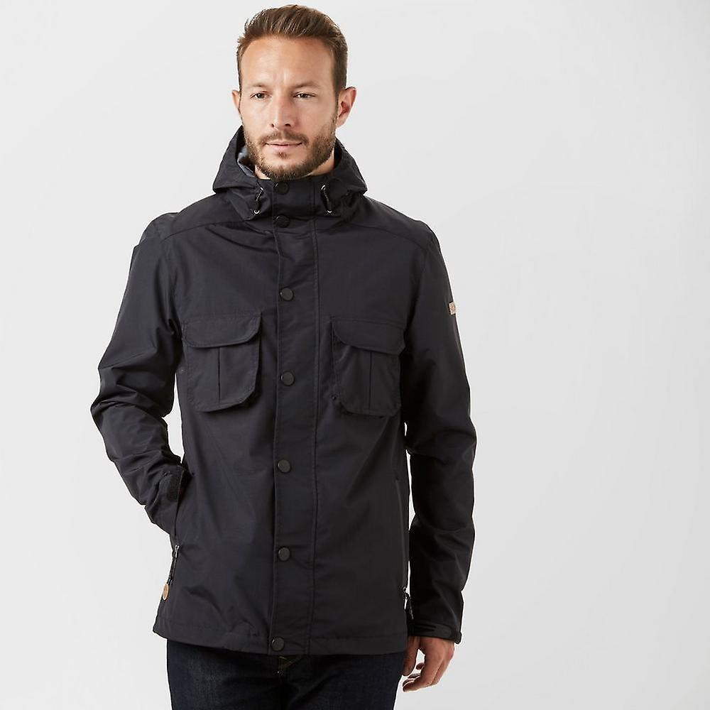 New Hi-Tec Men&s Woodward Water Resistant Winter Warm Jacket noir