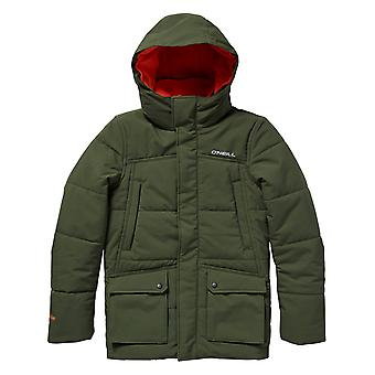 ONeill Forest Night Explorer Parka Kids Snowboarding Jacket