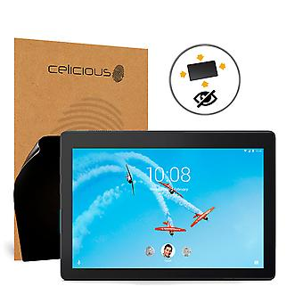 Celicious Privacy Plus 4-Way Anti-Spy Filter Screen Protector Film Compatible with Lenovo Tab E10