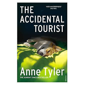 The Accidental Tourist by Anne Tyler - 9780099480013 Book