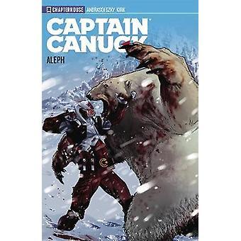 Captain Canuck Vol 01 - Aleph by Kalman Andrasofszky - 9781988247274 B