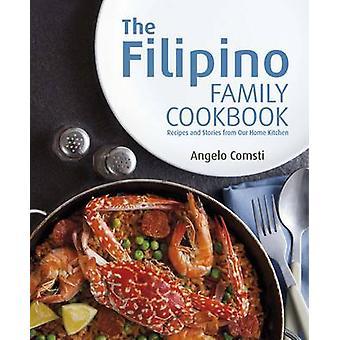 Den filippinska familj kokboken - recept och berättelser från våra hem Kitch