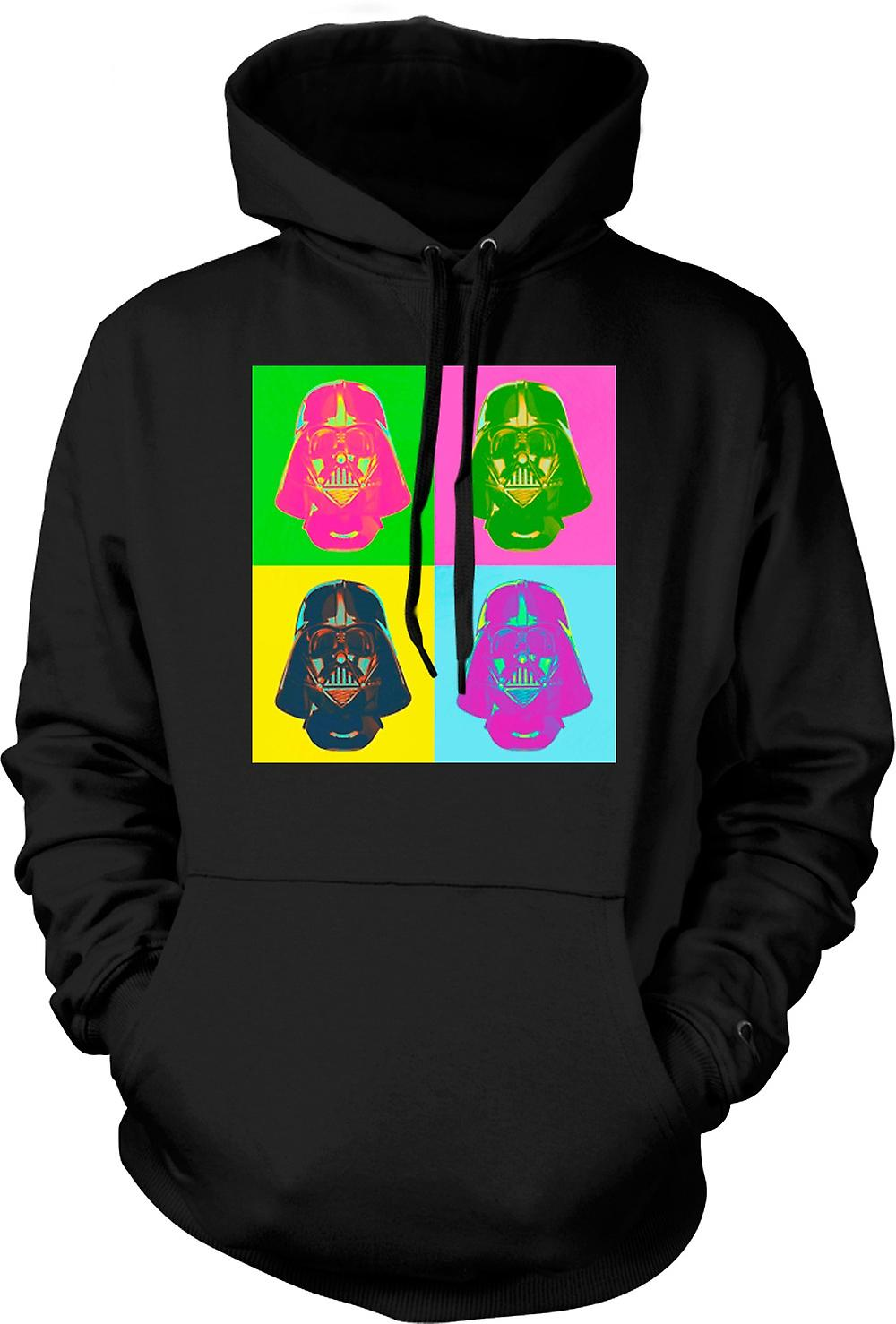 Enfant Sweat Capuche - Darth Vader - Star Wars - Warhol