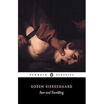 Vrees en beven: dialectische Lyric door Johannes De Silentio (klassiekers)