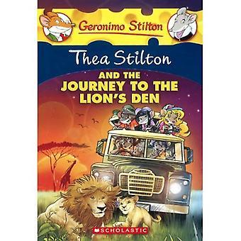 Thea Stilton und die Reise in die Höhle des Löwen (Geronimo Stilton: Thea Stilton)