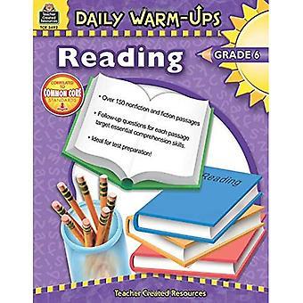 Daily Warm-Ups: Reading Grade 6