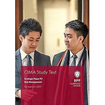 CIMA P3 Risk Management: Study Text