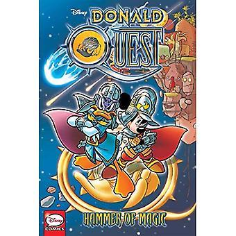 Donald Quest Hammer Of Magic