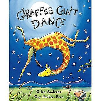 Giraffer kan inte dans (Orchard bilderböcker)