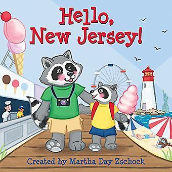 Hello, New Jersey! [Board book]