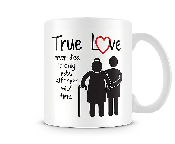True Love Never Dies Mug