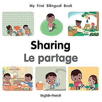 My First Bilingual Book-Sharing (English-French)� (My First Bilingual Book) [Board book]