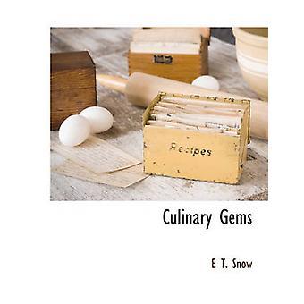 Kulinariske perler af sne & E T.