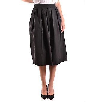 Fabiana Filippi negro falda poliéster
