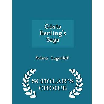 بيرلينجس جستا الملحمة العلماء الطبعة اختيار طريق لاجيرلف آند سلمي