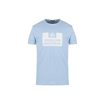 Weekend Offender Sky Prison T-shirt