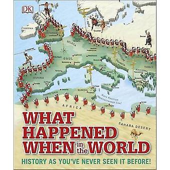 Lo que sucedió cuando en el mundo de DK - 9781409356592 libro
