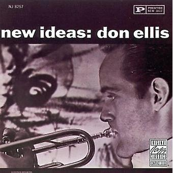 Don Ellis Quintet - New Ideas [CD] USA import
