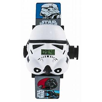 Star Wars Stormtrooper karakter Projector STM3429 Watch