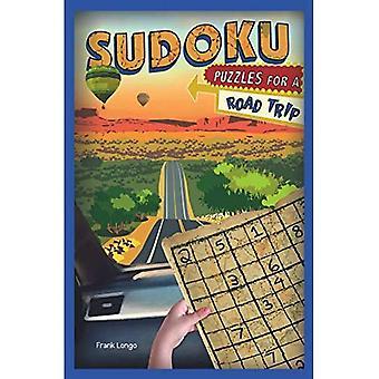 Sudoku puzzles pour un Road Trip (Puzzlewright Junior Sudoku)