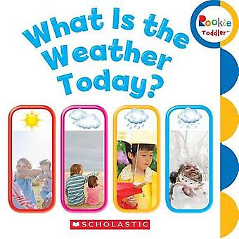 What Is the Weather Today? - 9780531204917 Book