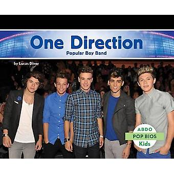One Direction - - Popular Boy Band by Lucas Diver - 9781629707266 Book