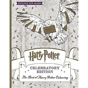 Harry Potter Colouring Book Celebratory Edition - The Best of Harry Po