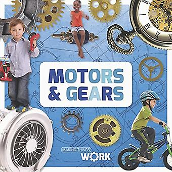 Motors & Gears by Alex Brinded - 9781786373083 Book