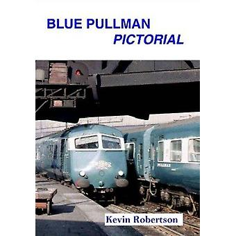 Blue Pullman Pictorial by Kevin  Robertson - 9781909328068 Book