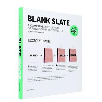 Blank Slate - A Comprehensive Library of Photographic Dummies by Corde