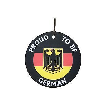 Proud To Be German Car Air Freshener