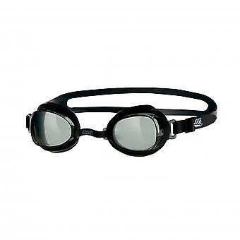 Zogg Otter Adult Swim Goggle - røg linse - sort ramme