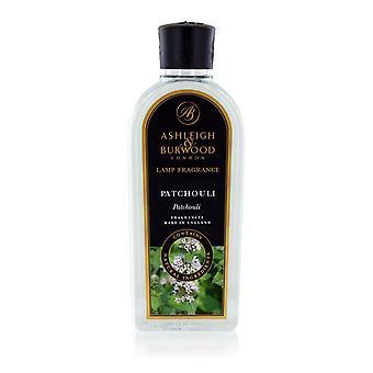 Ashleigh & Burwood 500ml Premium Fragrance Diffusion Lamp Oil Refill Bottle Patchouli