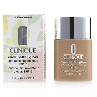 Clinique Even Better Glow Light Reflecting Makeup Spf 15 - # Cn 40 Cream Chamois - 30ml/1oz