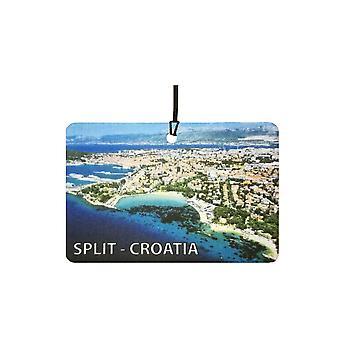 Split - Kroatia bil Air Freshener