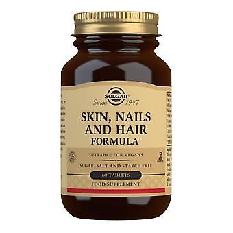 Solgar Skin; Nails and Hair Formula Tablets 60 (1735)