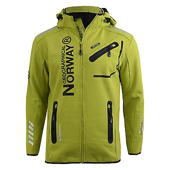 Mens softshell jacket geographical norway royaute