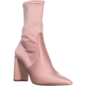 INC internationella begrepp Womens Savina tyg spetsiga tå stövlar fotled mode