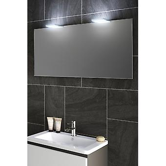 RGB Audio Top Light Mirror with Sensor and Shaver k491rgbaud