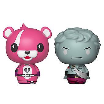 Fortnite Cuddle Team Leader & Love Pint Size Hero 2 Pk