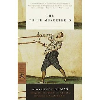 Three Musketeers by Alexandre Dumas
