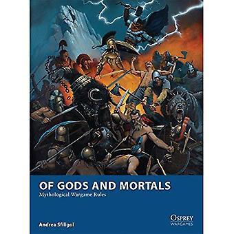 Gudar och dödliga mytologiska Wargame regler (fiskgjuse Wargames)