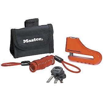 تذكر مانع Masterlock سلسلة ديسكو + كيس (ديي، الأجهزة)