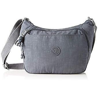 Kipling Cai - Women Grey shoulder bags (Night Grey) 28x22x14 cm (B x H T)