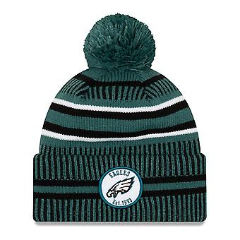 New Era Sideline Bommel Kinder Mütze Philadelphia Eagles
