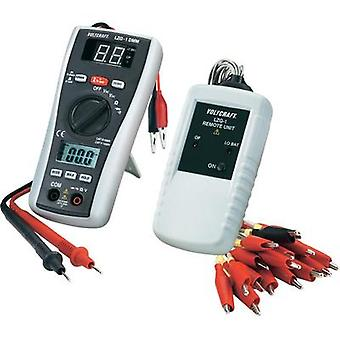 VOLTCRAFT LZG-1 DMM Cable tester Suitable for Voltage free leads